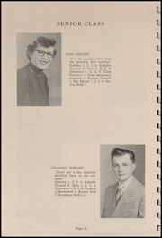 Page 14, 1952 Edition, Tillamook Catholic High School - Academic Yearbook (Tillamook, OR) online yearbook collection