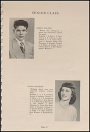 Page 15, 1952 Edition, Tillamook Catholic High School - Academic Yearbook (Tillamook, OR) online yearbook collection