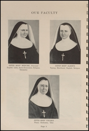 Page 6, 1952 Edition, Tillamook Catholic High School - Academic Yearbook (Tillamook, OR) online yearbook collection
