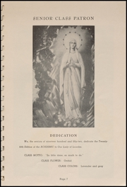 Page 9, 1952 Edition, Tillamook Catholic High School - Academic Yearbook (Tillamook, OR) online yearbook collection