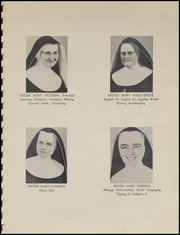 Page 11, 1957 Edition, Tillamook Catholic High School - Academic Yearbook (Tillamook, OR) online yearbook collection