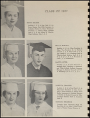 Page 14, 1957 Edition, Tillamook Catholic High School - Academic Yearbook (Tillamook, OR) online yearbook collection
