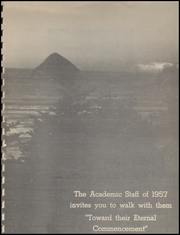Page 7, 1957 Edition, Tillamook Catholic High School - Academic Yearbook (Tillamook, OR) online yearbook collection