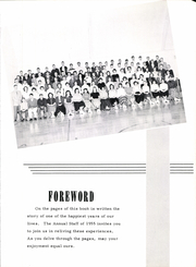 Maupin High School - Redside Yearbook (Maupin, OR) online yearbook collection, 1955 Edition, Page 9