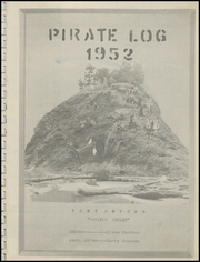 Page 3, 1952 Edition, Port Orford High School - Pirate Log Yearbook (Port Orford, OR) online yearbook collection