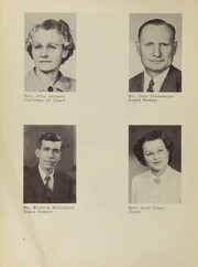 Page 10, 1952 Edition, Jacksonville High School - Tomahawk Yearbook (Jacksonville, OR) online yearbook collection
