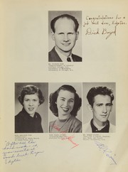 Page 11, 1952 Edition, Jacksonville High School - Tomahawk Yearbook (Jacksonville, OR) online yearbook collection