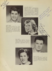 Page 14, 1952 Edition, Jacksonville High School - Tomahawk Yearbook (Jacksonville, OR) online yearbook collection