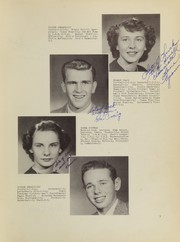 Page 15, 1952 Edition, Jacksonville High School - Tomahawk Yearbook (Jacksonville, OR) online yearbook collection