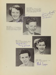 Page 16, 1952 Edition, Jacksonville High School - Tomahawk Yearbook (Jacksonville, OR) online yearbook collection