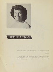 Page 8, 1952 Edition, Jacksonville High School - Tomahawk Yearbook (Jacksonville, OR) online yearbook collection