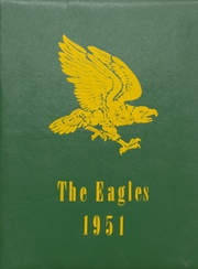 1951 Edition, Eagle Valley High School - Eagle Yearbook (Richland, OR)