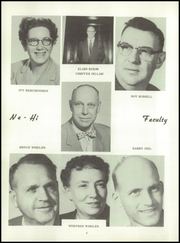 Page 10, 1956 Edition, Nehalem High School - Seagull Yearbook (Nehalem, OR) online yearbook collection