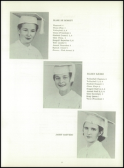 Page 13, 1956 Edition, Nehalem High School - Seagull Yearbook (Nehalem, OR) online yearbook collection