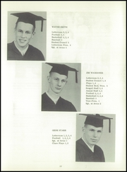 Page 17, 1956 Edition, Nehalem High School - Seagull Yearbook (Nehalem, OR) online yearbook collection