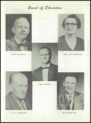 Page 9, 1956 Edition, Nehalem High School - Seagull Yearbook (Nehalem, OR) online yearbook collection