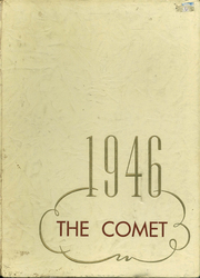 1946 Edition, Irrigon High School - Comet Yearbook (Irrigon, OR)
