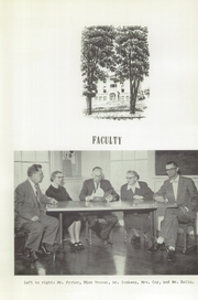 Page 11, 1957 Edition, Irrigon High School - Comet Yearbook (Irrigon, OR) online yearbook collection