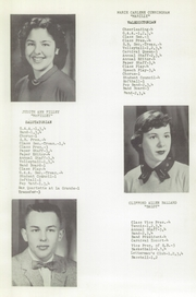 Page 17, 1957 Edition, Irrigon High School - Comet Yearbook (Irrigon, OR) online yearbook collection