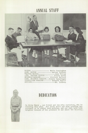 Page 7, 1957 Edition, Irrigon High School - Comet Yearbook (Irrigon, OR) online yearbook collection