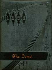 1959 Edition, Irrigon High School - Comet Yearbook (Irrigon, OR)