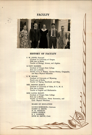 Page 11, 1942 Edition, Kerby Union High School - Trail Blazer Yearbook (Kerby, OR) online yearbook collection