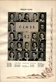 Page 15, 1942 Edition, Kerby Union High School - Trail Blazer Yearbook (Kerby, OR) online yearbook collection