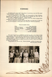 Page 7, 1942 Edition, Kerby Union High School - Trail Blazer Yearbook (Kerby, OR) online yearbook collection