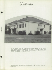 Page 7, 1952 Edition, Gates High School - Pirate Yearbook (Gates, OR) online yearbook collection