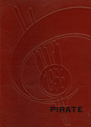 1956 Edition, Gates High School - Pirate Yearbook (Gates, OR)