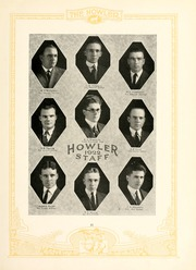 Page 15, 1922 Edition, Wake Forest University - Howler Yearbook (Winston Salem, NC) online yearbook collection