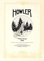 Page 8, 1922 Edition, Wake Forest University - Howler Yearbook (Winston Salem, NC) online yearbook collection