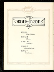 Page 12, 1925 Edition, Wake Forest University - Howler Yearbook (Winston Salem, NC) online yearbook collection