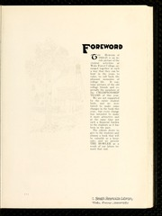 Page 9, 1925 Edition, Wake Forest University - Howler Yearbook (Winston Salem, NC) online yearbook collection