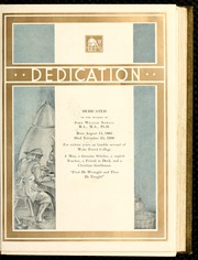 Page 9, 1932 Edition, Wake Forest University - Howler Yearbook (Winston Salem, NC) online yearbook collection