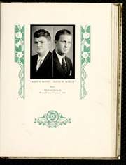 Page 13, 1933 Edition, Wake Forest University - Howler Yearbook (Winston Salem, NC) online yearbook collection