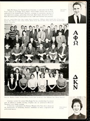 Page 167, 1961 Edition, Wake Forest University - Howler Yearbook (Winston Salem, NC) online yearbook collection