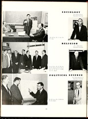 Page 36, 1961 Edition, Wake Forest University - Howler Yearbook (Winston Salem, NC) online yearbook collection