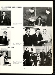 Page 37, 1961 Edition, Wake Forest University - Howler Yearbook (Winston Salem, NC) online yearbook collection
