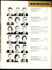 Page 46, 1961 Edition, Wake Forest University - Howler Yearbook (Winston Salem, NC) online yearbook collection