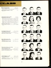 Page 51, 1961 Edition, Wake Forest University - Howler Yearbook (Winston Salem, NC) online yearbook collection