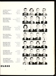 Page 75, 1961 Edition, Wake Forest University - Howler Yearbook (Winston Salem, NC) online yearbook collection