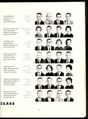 Page 79, 1961 Edition, Wake Forest University - Howler Yearbook (Winston Salem, NC) online yearbook collection