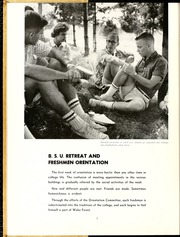 Page 12, 1962 Edition, Wake Forest University - Howler Yearbook (Winston Salem, NC) online yearbook collection