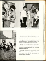 Page 15, 1962 Edition, Wake Forest University - Howler Yearbook (Winston Salem, NC) online yearbook collection