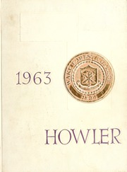 1963 Edition, Wake Forest University - Howler Yearbook (Winston Salem, NC)