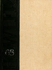 Page 1, 1965 Edition, Wake Forest University - Howler Yearbook (Winston Salem, NC) online yearbook collection