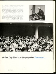 Page 7, 1965 Edition, Wake Forest University - Howler Yearbook (Winston Salem, NC) online yearbook collection