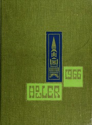 1966 Edition, Wake Forest University - Howler Yearbook (Winston Salem, NC)