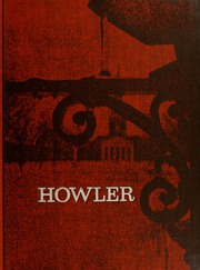 1969 Edition, Wake Forest University - Howler Yearbook (Winston Salem, NC)